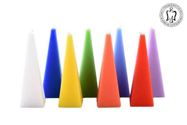 jehlan, svíčky e-shop, svíčky Praha, svíčka, Andělská svíčkárna, pyramid, candle e-shop, candles Prague, Angels candles