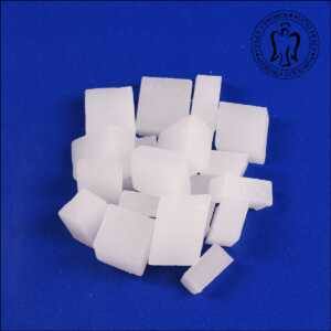 Sada na výrobu svíček – bílá – 1000 g